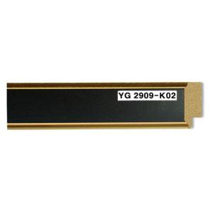 Пластиковый багет YG 2909-K02