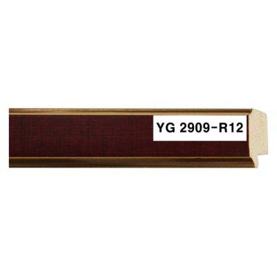 Пластиковый багет YG 2909-R12