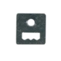 Навесы №1401 малая с одним отверстием
