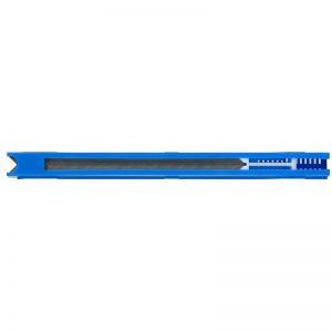 Синий картридж со скобами 12 мм