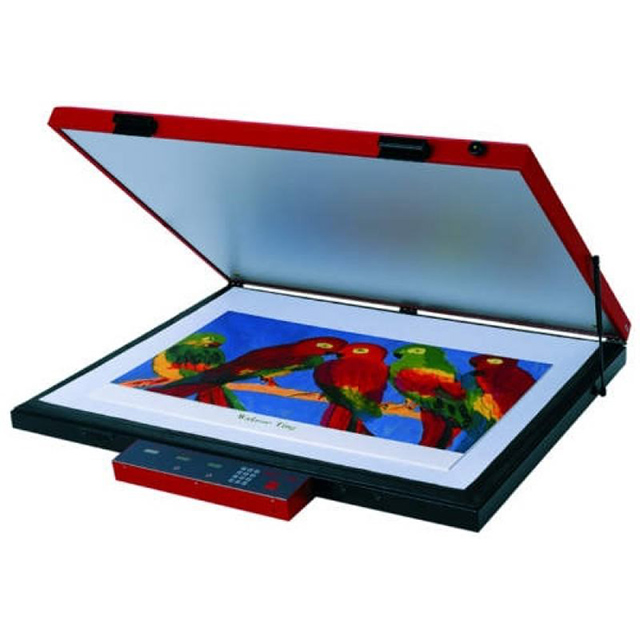 Оборудование для художественной ламинации (термопресс)